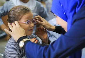 Improved access to basic education of vulnerable school girls and boys in the Gaza Strip