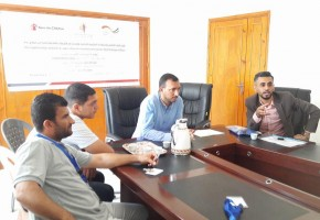 SYFS Project's Team Conducted Meetings with Community Protection Committees