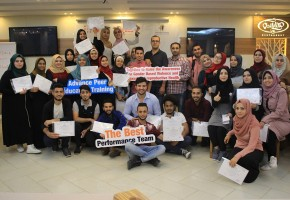 SYFS Concludes Advance Peer Education Training