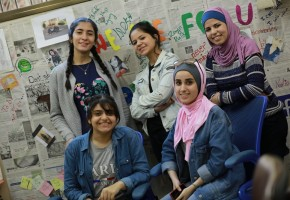 """We are for You"" Team Won within Technovation International Competition"