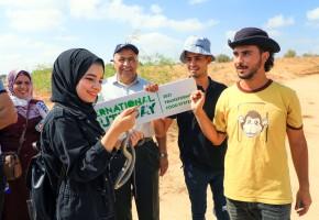 إنقاذ المستقبل الشبابي تنفذ جولة بيئية في منطقة جحر الديك